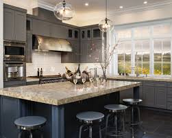 awesome and beautiful dark gray kitchen cabinets delightful ideas