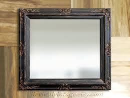 Bathroom Mirrors Sale Black Bathroom Mirror For Sale Rustic Framed Decorative Ornate