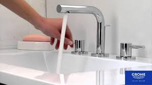 Grohe Bathroom Faucets Brushed Nickel Bathroom Grohe Bath Faucets Grohe Bathroom High End Plumbing