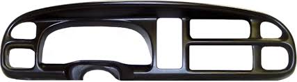 2000 dodge ram dash bezel dodge chrysler and plymouth dash replacement covers