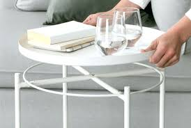 Tray Table Ikea Side Table Two Side Tables As Coffee Table Ikea Tray Table Side