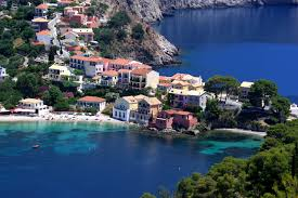 Kefalonia Greece Map by The Best Beaches In Greece