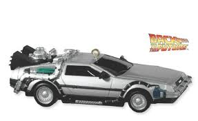 2012 outatime back to the future hallmark ornament hallmark