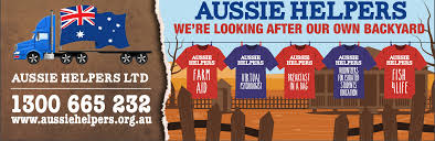 aussie helpers u2013 australian farming charity for farmers u0027 families