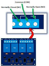 arduino 4 channel relay module henry u0027s bench