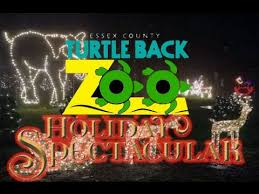 turtle back zoo lights turtle back zoo holiday lights spectacular youtube