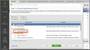 Count Pages In Folder Icons 65 Ways To Use Website Auditor For On Site Seo