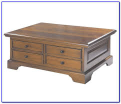 square coffee table with drawers coffee table home furniture