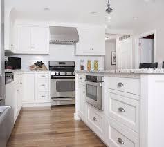 modern kitchen design with white finish norwell massachusetts