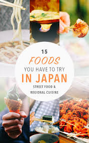 regional cuisine regional cuisine and foods to try in japanese