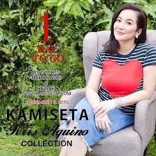 kris aquino kitchen collection new kamiseta kris aquino collection loopme philippines