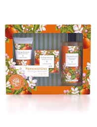 Bath And Shower Gift Sets New Penningtons Body Care Collection Our New Penningtons Gift