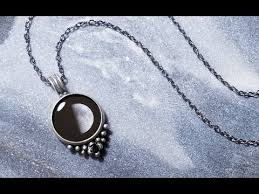 blue moon necklace images Choose your moon phase necklace the grommet jpg
