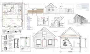 Tiny Cottage Plans Bedroom Floor Plan Maker Tiny House Plans Inside Tiny Houses