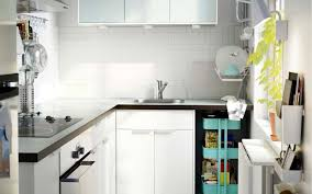 popular design ikea small kitchen ideas with modern noma single