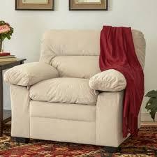 Chair And A Half Slip Cover Farmhouse Accent Chairs Birch Lane
