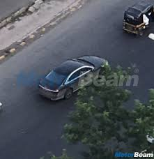 new generation audi a8 spotted on test in india motorbeam