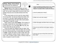 the 25 best 2nd grade reading passages ideas on pinterest 2nd
