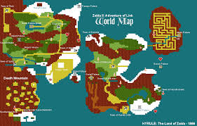 termina map could termina s moon be the reason hyrule is an island in fsa