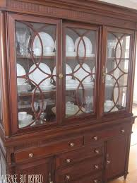 tips on how to arrange a china cabinet average but inspired