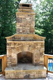 outdoor fireplace mantel decor materials decorating ideas outside