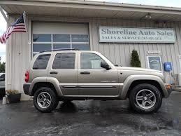 jeep 2004 2004 jeep liberty columbia edition shoreline auto sales