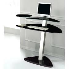Small Black Desks Small Glass Computer Desk Glass Computer Desk Big Lots Desk White