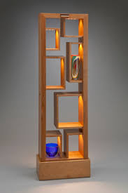 Lighted Display Cabinet Krantz Design