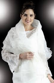 mariage couture accessoires robe de mariée étoles pour mariage couture nuptiale