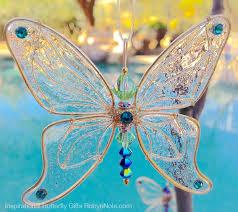 butterfly gifts dreams swarovski butterfly sun catcher