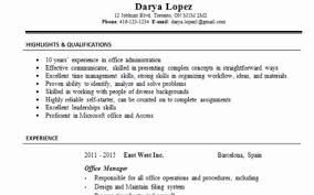 Sample Of An Resume by Resume Samples Uva Career Center Sample Of An Resume Sample