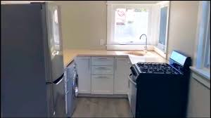 Tiny House Kitchen Appliances by Custom Tiny House With High End Full Kitchen Youtube