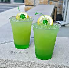 green apple martini recipe green goblin cocktail tipsybartender com