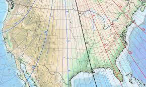 United States Map With Latitude And Longitude by Pa Hiking Trails U0026 Georflf Gps Technology