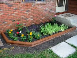small flower bed ideas borders for small flower gardens flower garden this fall