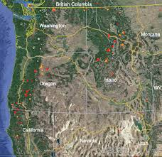 Wildfire Bc Map Interactive by August 2017 U2013 Page 10 U2013 Wildfire Today
