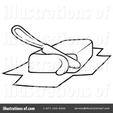 butter clipart 1051415 illustration by dero