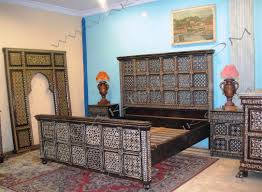 inlaid syrian bedroom furniture mother of pearl beds sedef