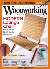 Woodworking Magazine Pdf by Popular Woodworking June 2017 Free Pdf Magazine Download
