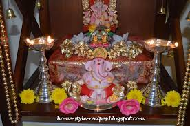 share a recipe happy ganesh chaturthi 2014