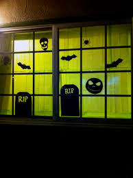 halloween window decorations free downloads halloween window