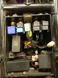 starter issue ugh wiring