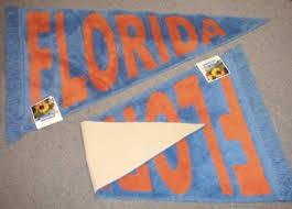 buy university of florida gators pigskin championship pennant