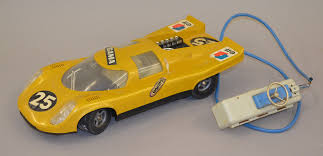 porsche model car gama w germany porsche 917 plastic remote controlled model car