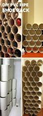 12 simply genius diy storage solutions for a neat home pvc pipe