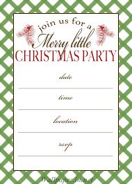 christmas party e invite free infoinvitation co