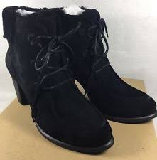 s lace up ankle boots australia ugg australia leather lace up ankle boots for ebay