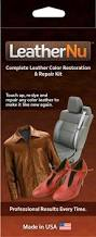 Leather Sofa Dye Repair by Leathernu Complete Leather Color Restoration And Repair Kit