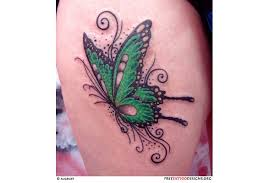 green butterly 7 design ideas for awesome butterfly tattoos