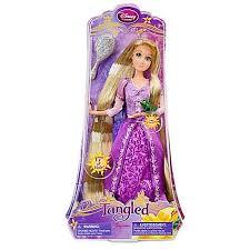 disney tangled rapunzel doll walmart